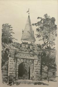 Fort przy ujściu Wisły