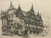 Rezydencja królów polskich Zielona Brama