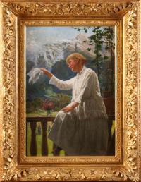 Pożegnanie, 1903 r.