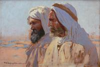Arabowie, 1907 r.