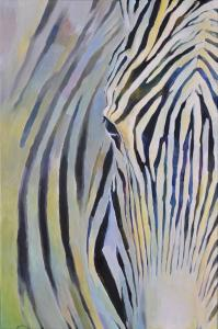 Zebra-art IV, 2015