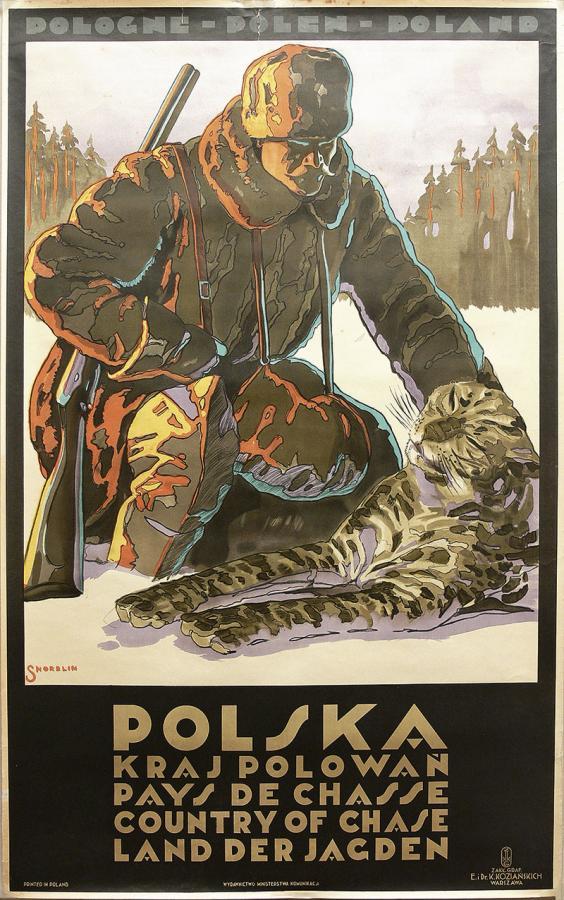 Polska Kraj Polowań, 1929 r.
