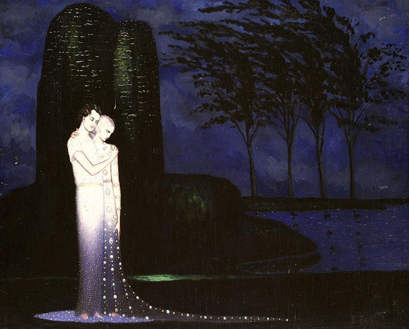 Lord Byron, 1919 r.