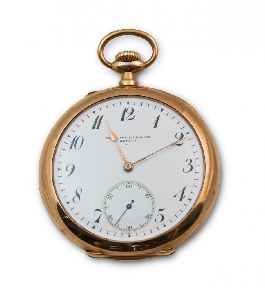 Zegarek Patek Philippe, początek XX w.