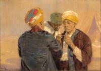 Sprzedawca pereł
