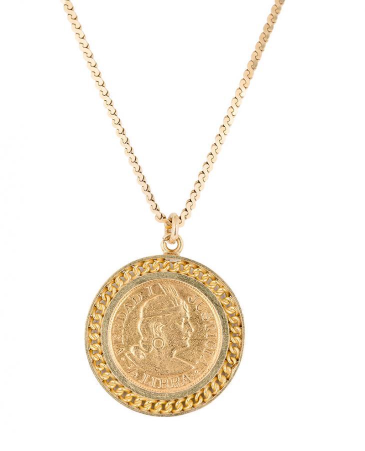 Medalion (Justicia), 1953 r.