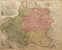 La Pologne, Divis?e en Royaume de Pologne et les Etats?
