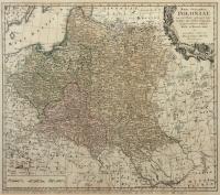 Mappa Geographica Poloniae ex novissimis quot quot?