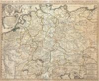 Postarum seu Veredariorum Stationes per Germaniam et Provincias adiacentes