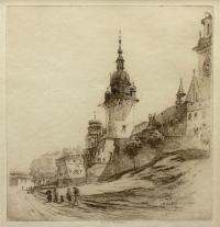 Bastion Władysława IV na Wawelu