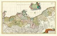 Carte geographique du Duché de Pomeranie?