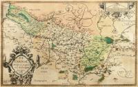 Picardiae, Belgicae regionis descriptio. Joanne Surhonio auctore.