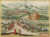Palanka. Superioris Hungariae civitas