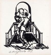 Ojcowskie błogosławieństwo, 1919 r.
