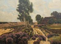 Wiejska droga, 1915 r.