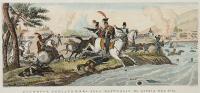 Giuseppe Poniatowski alla battaglia di Lipsia del 1813