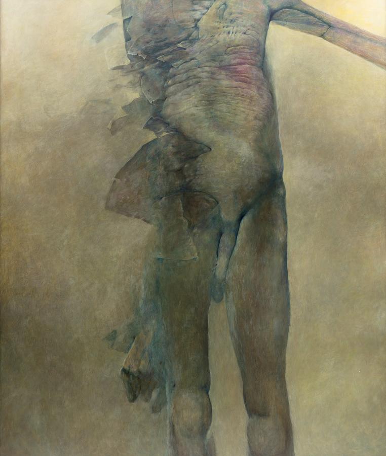 Bez tytułu (YO), 1991