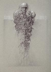 Explozja oka (prawego), 1997