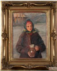 Hucułka (Święto Jordanu), 1926 r.