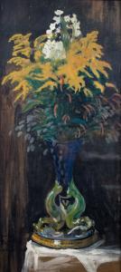 Martwa natura z kwiatami, 1912 r.