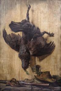 Martwa natura z głuszcem, 1906 r.