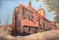 Fara w Grudziądzu, 1934 r.