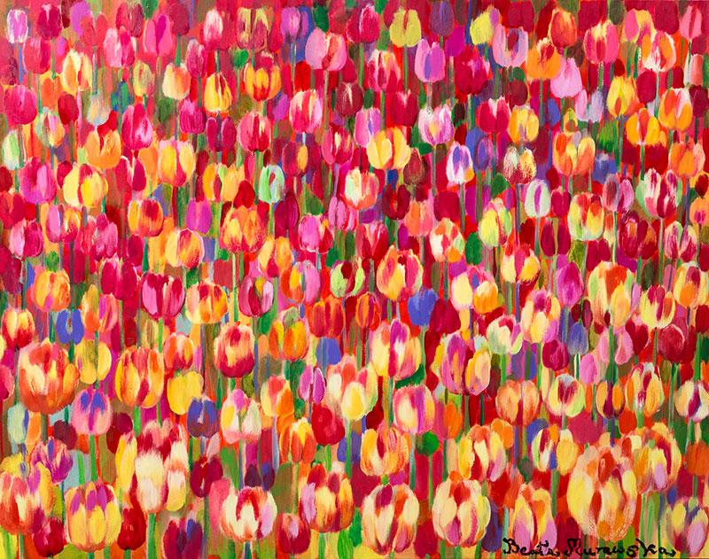 Spring song, 2016