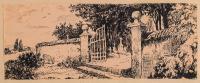 Ogrodzenie cmentarne