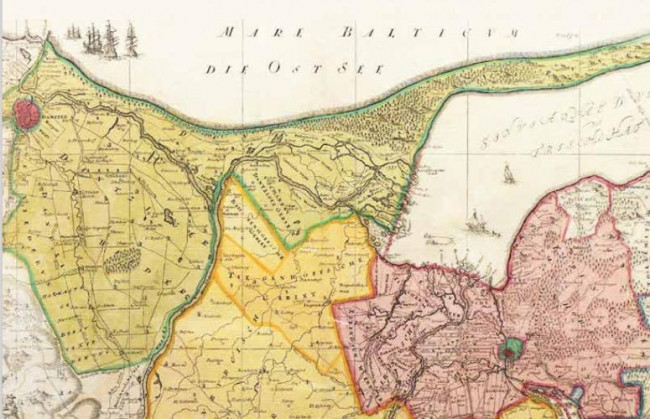Maps and Prints of Poland Auction