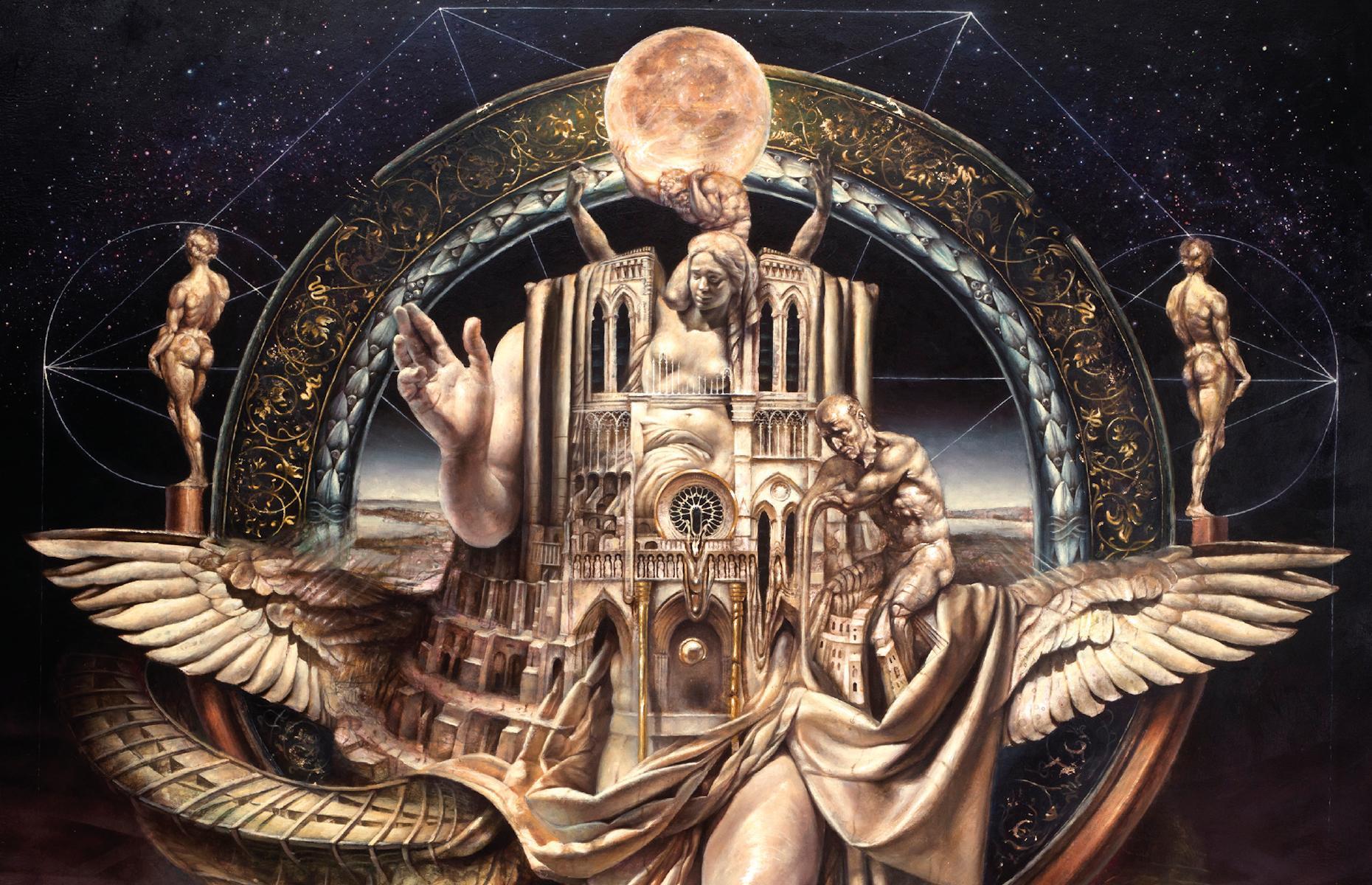Fantasy Art. Contemporary Art Auction