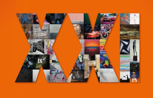 18. 21st Century Art Auction
