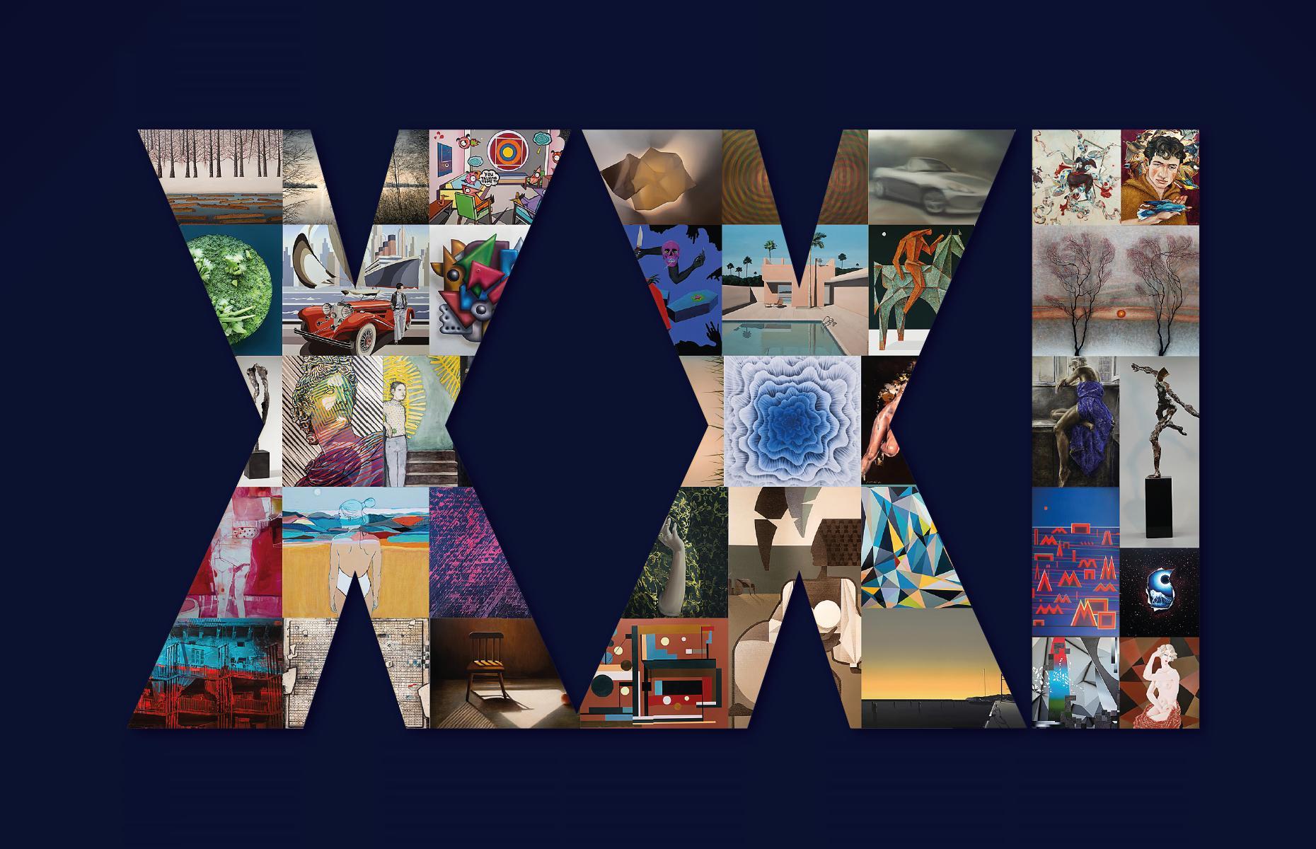 20 Aukcja Sztuki XXI wieku