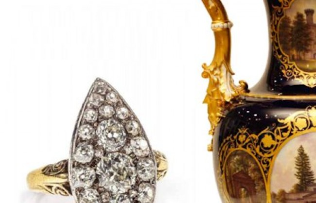 Art and Jewellery Auction