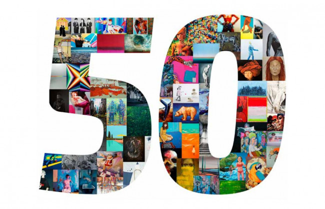 50 Young Art Auction
