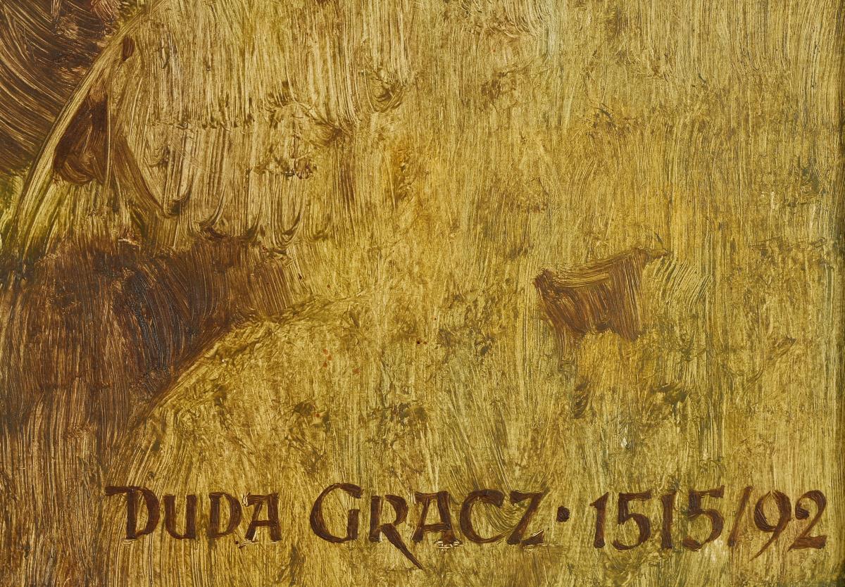 Brzegi łąka, 1992 r. - 2