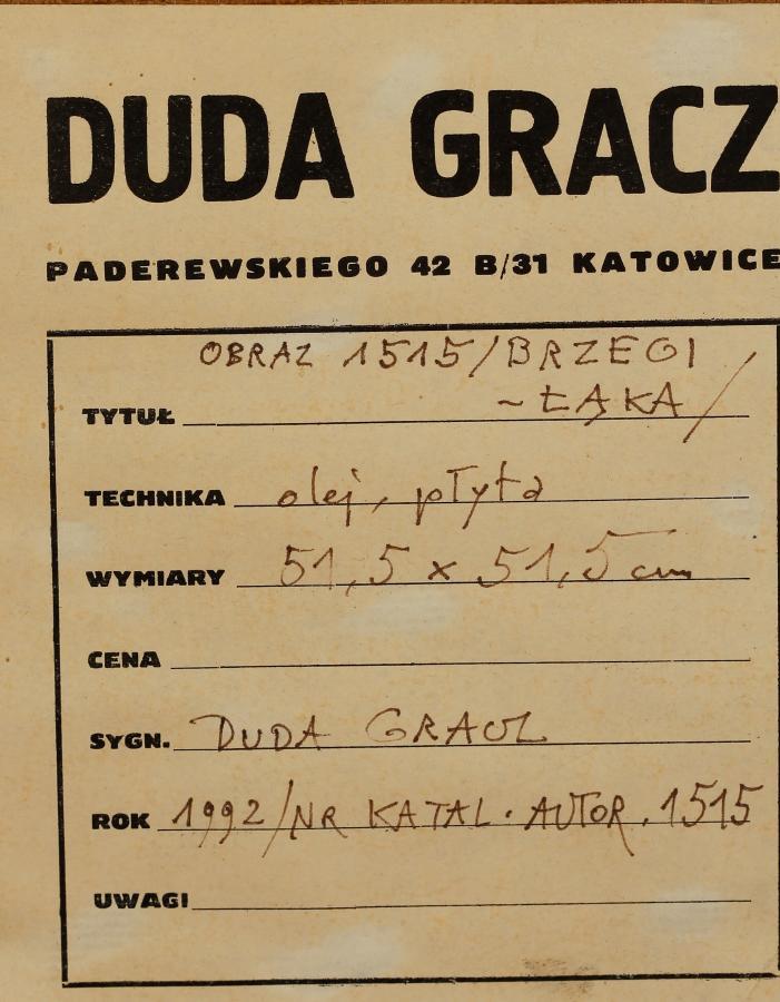 Brzegi łąka, 1992 r. - 3