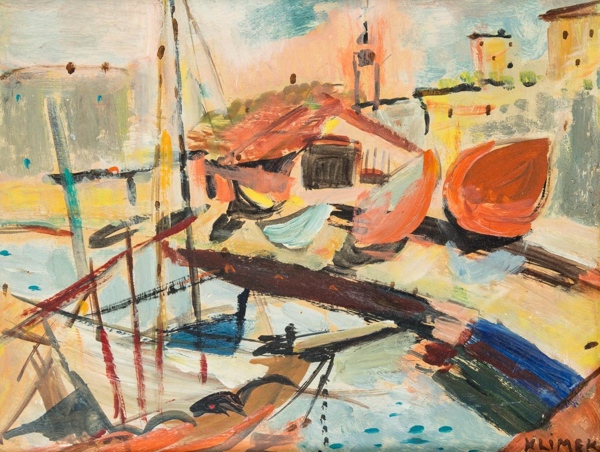 Port w Nicei - 1