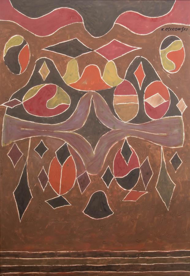 Kompozycja, 1990 r.