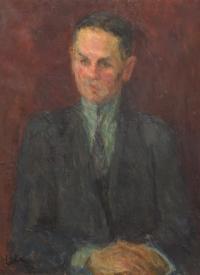 Portret Mężczyzny, ok. 1930