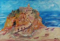 Kościół na wyspie
