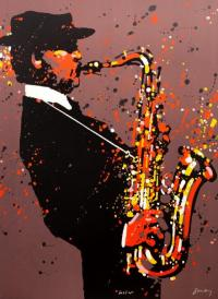 Lester Young, z serii