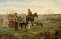 Przed polowaniem