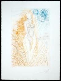 Narodziny Wenus, z cyklu Nowa Mitologia, 1971