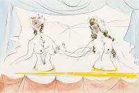 Damy Renesansu, z cyklu Nowa Mitologia, 1971