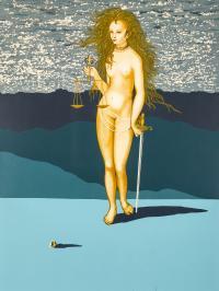 Bogini Sprawiedliwości, 1977