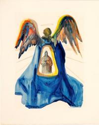 Boska Komedia, Czyściec, Pieśń XXXIII
