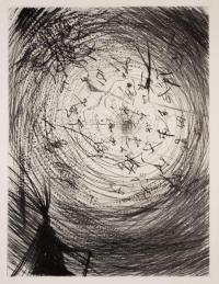 Sator, ilustracja do Fausta, 1969