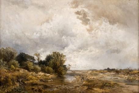 Na wrzosowisku, 1899 r.