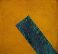 Blau auf gelb, 1991