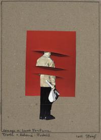 Podróż/hommage a Lucio Fontana, 2012